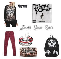 """""""Back to School"""" by sami-beirsack on Polyvore"""
