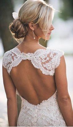 Ik deed trouw inspiratie op door mooie trouwjurken voor jullie bij elkaar te zoeken, A girls dream comes true!