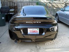 Best looking Eclipse GSX Rear mods