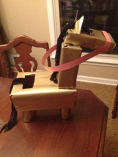 Valentines Day Horse party box
