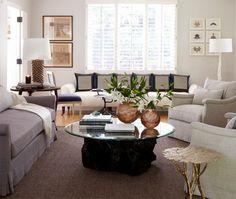Modern Living Room design by Bennett Liefer