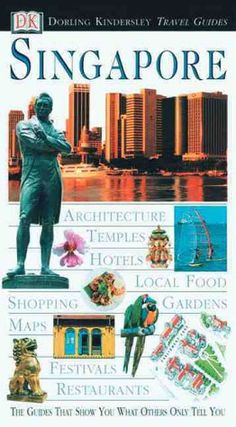 Eyewitness Travel Guide to Singapore $6.22