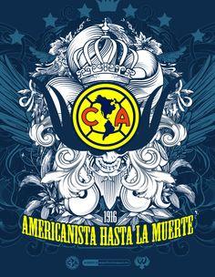 Americanista Hasta La Muerte • #AMERICAnografico