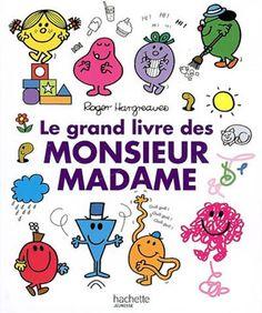 Los maravillosos libros infantiles ilustrados de Roger Hargreaves (Mr. Men and Little Miss, en inglés).