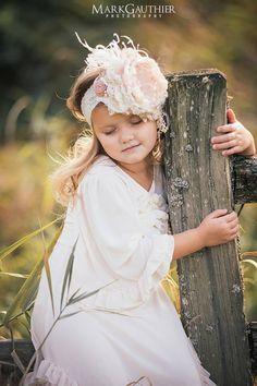 www.markgauthierphotography.com  http://www.etsy.com/shop/ShopTwinkleBelle  Dollcake Dress & TwinkleBelle Boutique Flower Headband