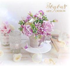 Have a nice day💕#flercz #kvetiny #dekorace #jaro #floristika #praha #prague #czech #flowers #florist #silkflowers #decor #instaflower #instadaily #romantic #springiscoming #spring #decoration