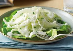 This Shaved Fennel and Apple Salad makes a great side dish if you're looking to bring something that won't take up any of your host's oven space. Bonus: it's delicious!