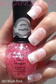 Kleancolor Blush Pink
