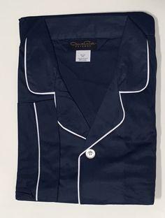 Alfani Intimates Womens Plus Size Satin Neck Pajama Top Blue Pit 3XL