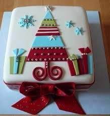 Awesome Christmas Cake Decorating Ideas from a simple traditional fruit cake to a Christmas cake to enjoy a festival holiday traditionally made. Christmas Themed Cake, Christmas Cake Designs, Christmas Cake Decorations, Christmas Cupcakes, Christmas Sweets, Holiday Cakes, Christmas Cooking, Christmas Goodies, Simple Christmas