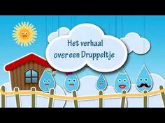 Het verhaal over een Druppeltje Weather Unit, Project 4, Aqua, School, Middle, Clouds, Water