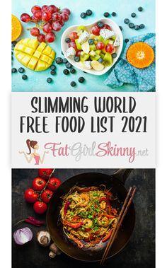 Slimming World Syns List, Slimming World Shopping List, Slimming World Syn Values, Slimming World Diet Plan, Slimming World Breakfast, Slimming World Recipes Syn Free, Slimming Eats, Syn Free Food, Slimmimg World