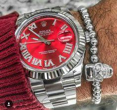 Echt mooi rood