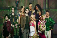 In time for Zombies Milo Manheim, Meg Donnelly and three other stars played Most Likely To with TV Guide Disney Channel Original, Disney Channel Shows, Original Movie, Zombie Disney, Dark Disney, Disney Plus, Zombie Cheerleader, Disneyland, Chibi Kawaii