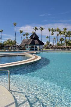 The best pool at IBEROSTAR Bahia, Brazil.