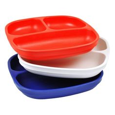 Feeding Bowls & Plates Dependable Baby Weaning Plate
