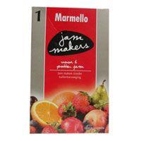Marmello I (jam maken zonder suiker)