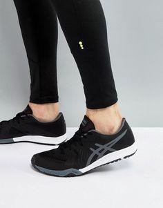 Asics Weldon X Training Sneakers In Black 4ceac2220b5