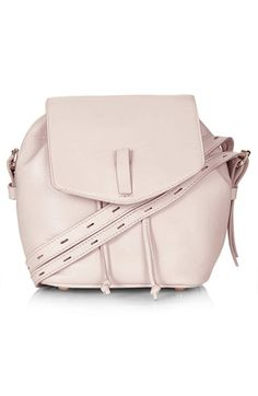 Topshop Leather Convertible Crossbody Bag @Nordstrom