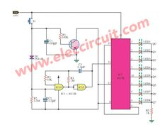 love-test-game-circuit-by-8LED