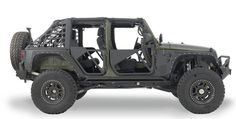 smittybilt jeep | Smittybilt XRC Wrangler Fenders, Smittybilt XRC Jeep Wrangler Fender