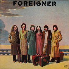 FOREIGNER (SELF-TITLED) SEALED VINYL LP SUPER SAVER #SD 19109