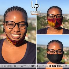 The reversible & re-usable #UP_mask is now available for order at R60 for each.   📩 info@upphelele.co.za 📞 076 989 1958 Gender Inclusive, Custom Made Clothing, Homemade Face Masks, Fashion Brand, Fashion Design, Fashion Labels, Fashion Studio, Make Time, New Product