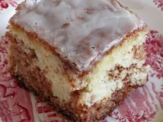 Pine Cones and Acorns: Cinnamon Cream Cheese Coffee Cake and Mother's Day Breakfast Ideas Cake Recipes, Dessert Recipes, Dessert Ideas, Cream Cheese Coffee Cake, Delicious Desserts, Yummy Food, Reeses Peanut Butter, Cinnamon Cream Cheeses, Cinnamon Rolls