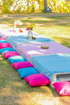 Teddy Bear Picnic in the Park themed birthday party via Kara's Party Ideas | http://KarasPartyIdeas.com (35)