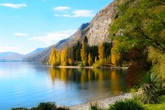 Lake Wakatipu, New Zealand | Queenstown in New Zealand is renowned internationally as an adventure tourism hotspot, but there are also less adrenaline-fuelled activities to be enjoyed amid beautiful Central Otago scenery.