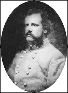 Dec Confederate General Gracie killed at Petersburg. On this day in Confederate General Archibald Gracie Jr. is killed in the trenches at Petersburg, Virginia, when an artillery shell explodes near him. Confederate States Of America, America Civil War, Confederate Leaders, Siege Of Petersburg, Civil War Books, Joy And Sadness, Today In History, War Image, Civil War Photos