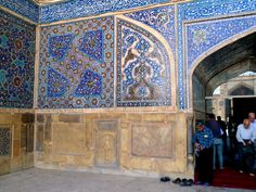 Friday Mosque ● Isfahan ● Iran ● Photo by Pedro Gonçalves @goncalves0022