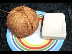 manteca de coco - como preparar manteca de coco - how to make coconut butter - YouTube Soap, Dishes, Youtube, Diy, Ideas, Herbalism, Vegetarian, How To Make Soap, Make Soap