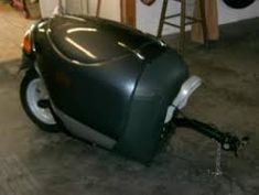 Image result for uni-go trailer Small Trailer, Uni, Image, Motorbikes