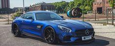 Prior Design Reveal Body Kit For Mercedes-AMG GT