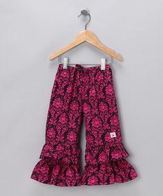 ruffle pants love