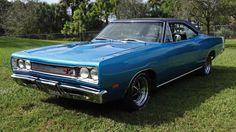 1969 Dodge Coronet 440 R/T Two-Door Hardtop