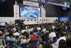 III Festival de Videojuegos de Málaga: Gamepolis 2015 | Palacio de Ferias y Congresos de Málaga (FYCMA) | Del 24 al 26 de julio de 2015 | Foto: Álvaro Cabrera (Diario Sur)