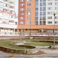 Odhalili takmer zabudnutý koncentračný tábor vPetržalke Bratislava, Multi Story Building