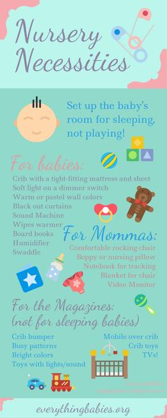 The Nursery is for Sleeping! 14 Must-Have Items For The Baby's Room Baby Bedroom Furniture, Wipe Warmer, Boy Blankets, Preparing For Baby, Baby Sleep, Baby Baby, Bottle Feeding, Everything Baby, Baby Needs