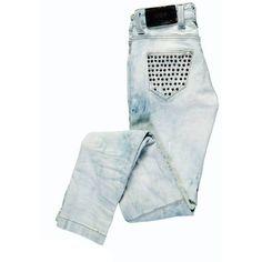 Bershka jeans ❤ liked on Polyvore featuring jeans, pants, bottoms, pantalones, bershka and bershka jeans