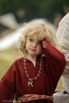 viking child