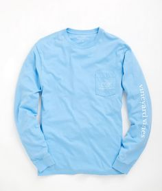 "Long-Sleeve Vintage Whale Graphic Pocket T-Shirt, size small in the color ""Starboard Green"" http://www.vineyardvines.com/mens-t-shirts/long-sleeve-vintage-graphic-whale-t-shirt/1V0151,default,pd.html?dwvar_1V0151_color=426&start=1&cgid=Mens-Tee-Shirts"