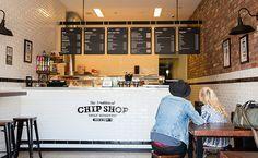 Resultado de imagen de fish and chip shop in australia