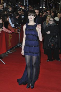 Anne Hathaway attends the 'Les Miserables' Premiere during the 63rd Berlinale International Film Festival at Friedrichstadt-Palast on February 9, 2013 in Berlin, Germany.