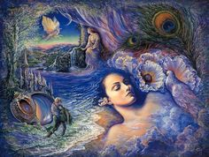 Josephine Wall art                                                                                                                                                                                 Plus
