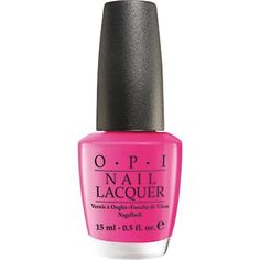 OPI Nail Lacquer, I'm Indi-a Mood for Love