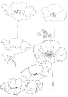 111 Insane creative cool things to pull today .- 111 Wahnsinnige kreative kühle Dinge die heute zu ziehen sind 92 111 Insane creative cool things to pull today 92 - Simple Flower Drawing, Flower Art Drawing, Flower Drawing Tutorials, Flower Line Drawings, Simple Line Drawings, Flower Sketches, Floral Drawing, Art Tutorials, Cool Drawings