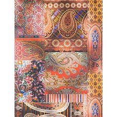 Buy Mulberry Home Lomond Paste the Wall Wallpaper Online at johnlewis.com