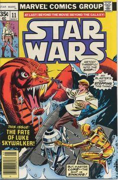 star wars comic 1977 # 11 - Google Search